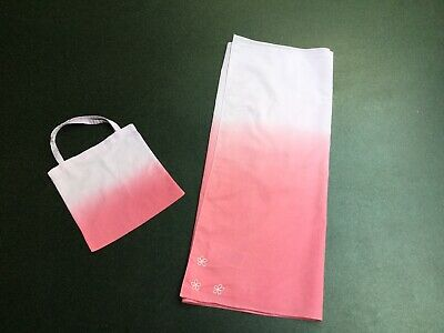 Next Girls Pink Beach Sarong In A Bag.  Age 2-6 Years
