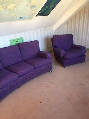 G Plan Retro Sofa And Matching Chair