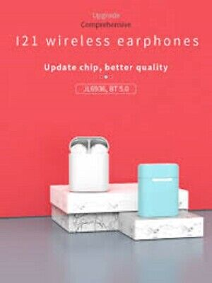 AU STOCK TWS Headsets Wireless Charging Bluetooth 5.0  Earbuds i20 arrived