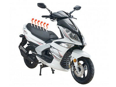 Sièges Chauffants Charbon Rs Ultima Scooter