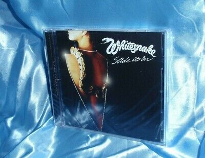 NEW  WHITESNAKE 84-CD- Anniversary SLIDE IT IN - Re-master 24-bit.!