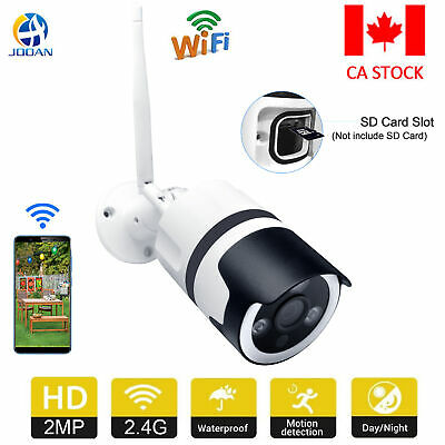 WIFI 1080P ONVIF P2P Outdoor Wireless IR Cut Security IP Camera HD Night Vision