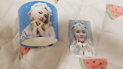 JinSoul 이달의소녀 loona birthday cup holder with pc