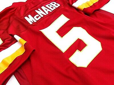 Donovan McNabb Washington Redskins Reebok Adult STITCHED SEWN Jersey SYRACUSE