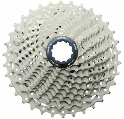 Shimano CS-HG800 Road Bike/MTB Cassette 11-34 11-Speed (Ultegra R8000)