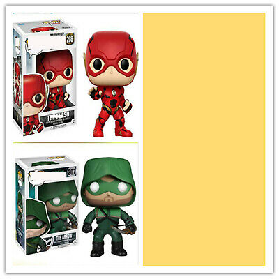 POP!Justice League Super hero Doll Toy Boys Girls Gifts Action Figure Toy Doll