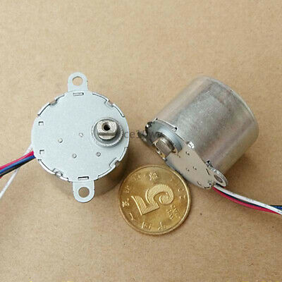 4-phase 5-wire Stepper Motor DC 5V 2-phase 6-wire Gear Electric Motor 24BYJ
