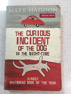 The Curious Incident of the Dog in the Night-time by Mark Haddon (PB, 2014)