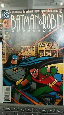Batman And Robin Adventures #1 - DC Comics