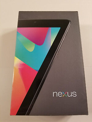 """USED 7.0"""" 16GB Wi-Fi Android Tablet by Asus NEXUS 7 (1st Generation) - BROWN"""