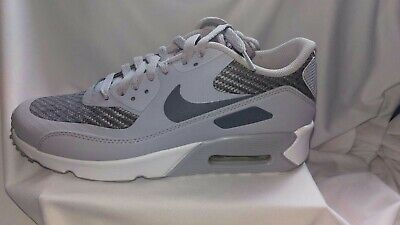Details about Juniors NIKE AIR MAX 90 ULTRA 2.0 SE Wolf Grey Trainers 917988 006