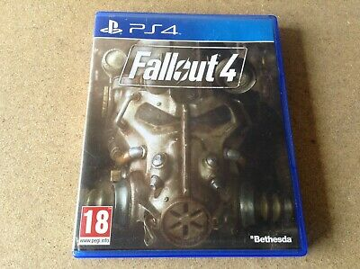Fallout 4 PS4 FREE UK POSTAGE