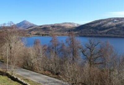 1 week (14) timeshare in beautiful Kinloch Rannoch, Highland Perthshire