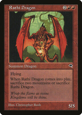 Scorched Earth Tempest NM Red Rare MAGIC THE GATHERING MTG CARD ABUGames
