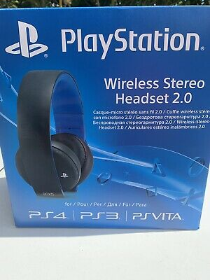 ps4 headset 2.0 with mic wireless But No Dongle