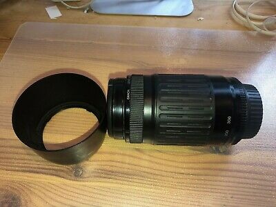 Canon EF 75-300mm F4-5.6 zoom lens