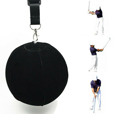 US Portable Light Tour Striker Smart Ball Golf Training Swing Teaching Aid J2B1N
