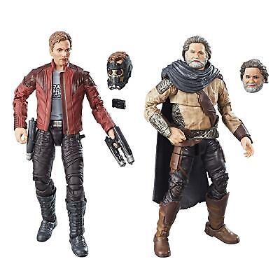 Marvel Legends Guardians of the Galaxy Vol. 2 Marvel�s Ego & Star-Lord 2-Pack