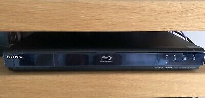 Sony BDP-S350 Blu ray dvd player with remote And Power Lead