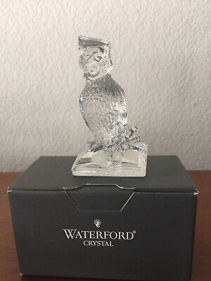 Waterford Crystal Owl