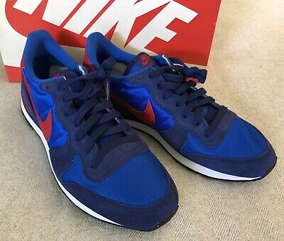 separation shoes 01b47 c02a8 NIKE, Internationalist, Cobalt, Royal Blue, Red, 11 M US - 631754
