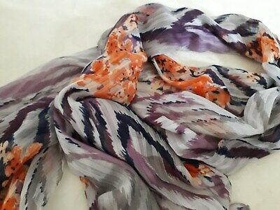 BNWT-Long-Soft Knitted Scarves in a Variety of  Colours-L 180 cm x W 25 cm