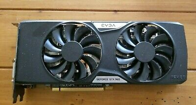 EVGA NVIDIA GeForce GTX 960 2GB GDDR5 Graphics Card