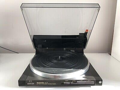 Vintage Technics SL-3 DC Servo Automatic Turntable System - New Stylus
