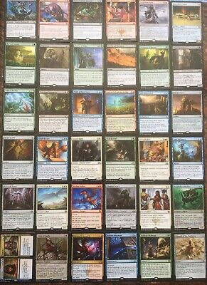 50 Cartas Raras (mtg) Pack Vintage Magic The Gathering