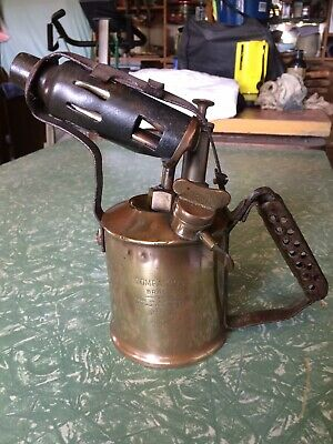 Old Tool - Vintage Companion Blow Torch