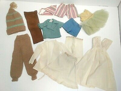 Vintage Mary Hoyer tagged and same size doll clothes lot RARE! HTF!