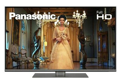 Panasonic TX-49FS352B 49 Inch SMART Full HD LED TV Freeview Play USB Playback