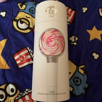 Used Once TWICE DOME TOUR 2019 Dreamday Official CANDY BONG PENLIGHT Free-Ship
