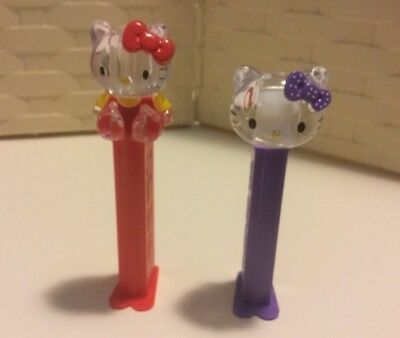 PEZ Candy Dispensers - Hello Kitty Crystal