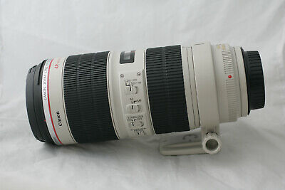 Canon EF 70-200mm f2.8 L IS II USM Lens - in MINT condition - Looks Unused.