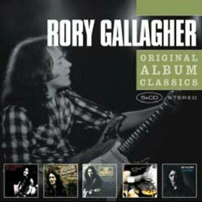 Rory Gallagher Original Album Classics 5 CD Set