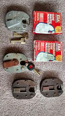 Era close shackle  Insurance Padlocks