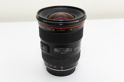 Canon EF 17-35mm f/2.8 USM L Lens - Good condition (UPDATED WITH PHOTOS)