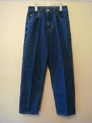 M&S Boys Pure Cotton Denim Jeans - 11 Years - New With Tags