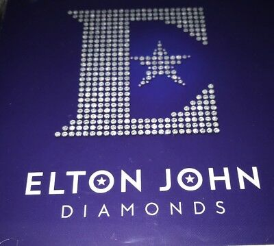 Elton John : Diamonds Cd 2017 Classic Songs