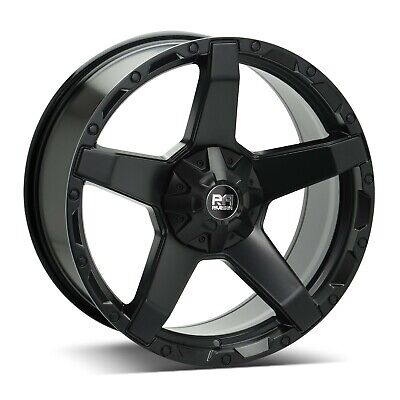 """20"""" B Rx700 Alloy Wheels For Ford Ranger Mazda E2000 Pick Up 6X139"""