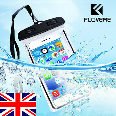 Floating Waterproof Phone Case Bag Pouch For iPhone X XS Max XR Samsung S9 S10+