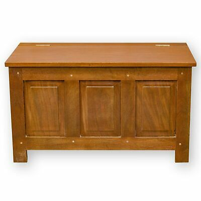 Arts & Crafts Cotswold School Mahogany Linen Chest