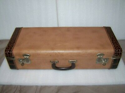 Vintage Alto Sax Case Only With Keys!