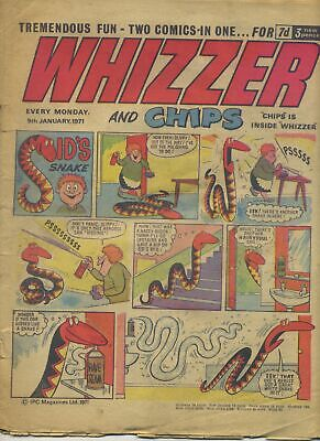 Whizzer and Chips 9 January 1971