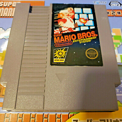 Super Mario Bros Nes (Nintendo) Games Only No Box Or Inserts Lot.