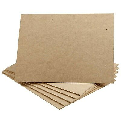 Artlicious - 11x14 Hardboard 6 Pack - Great Alternative to Canvas Panel Boards