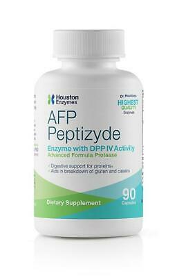 AFP-Peptizyde for Gluten, Casein & Soy Digestion - 90 capsules