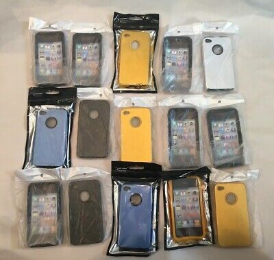 Lot Of 15 for iPhone 4 4g 4s cell phone case Klogi