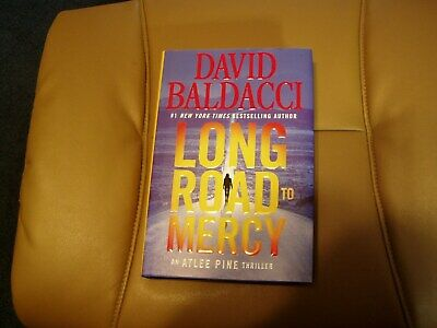 LONG ROAD TO MERCY by David Baldacci (2018) Like New. HC & DJ. Retail Edition